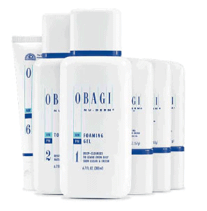 Obagi products at North Georgia Aesthetics
