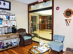 North Georgia Aesthetics Lobby Area